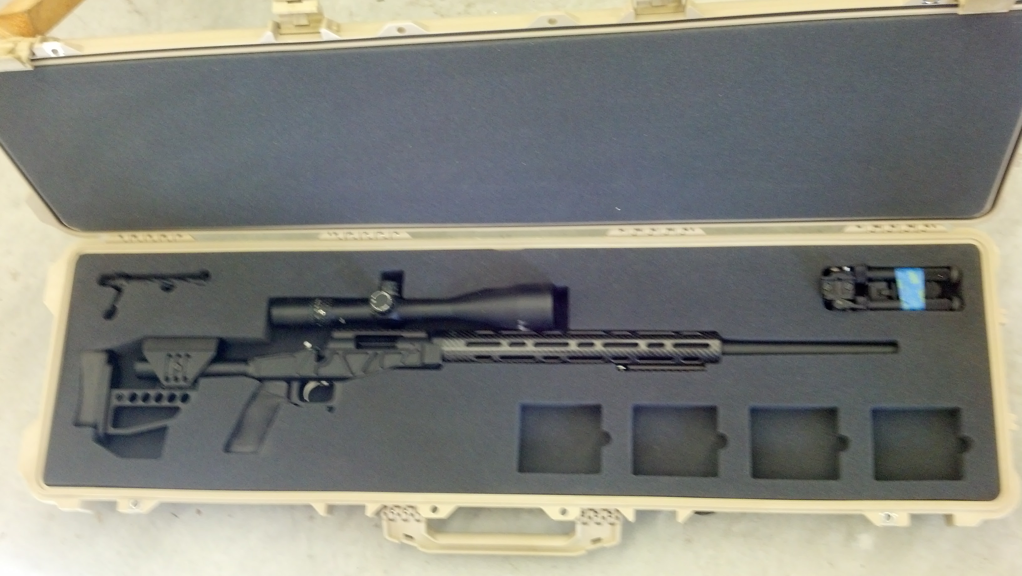 #1 CUSTOM TACTICAL / PRS RIFLE PACKAGE | Precision Rifle ...