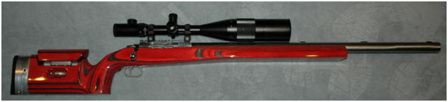 f-class rifle