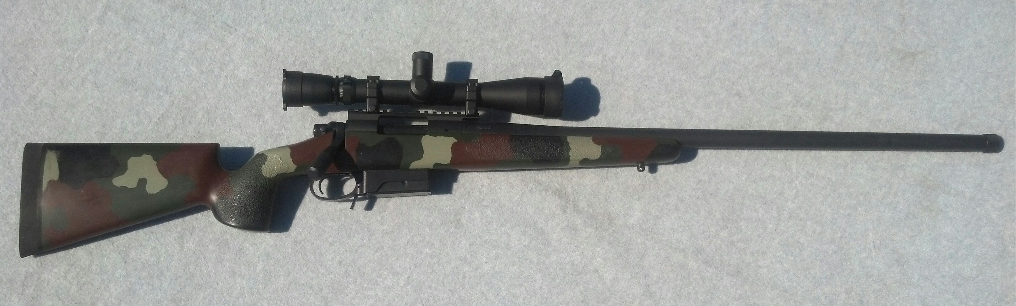 Game Scout Rifle