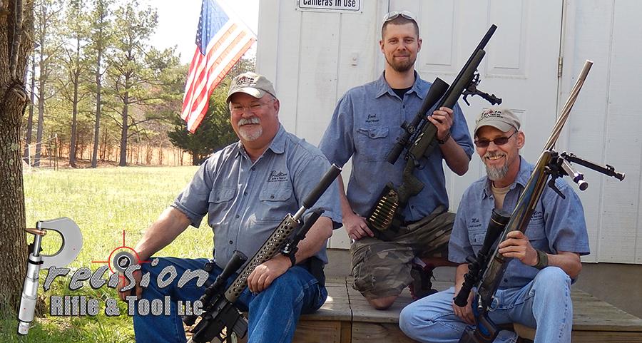 Precision Rifle & Tool